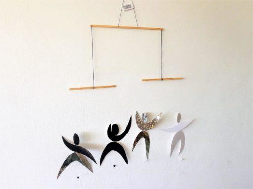 Mobile des danseurs - Matériel Montessori