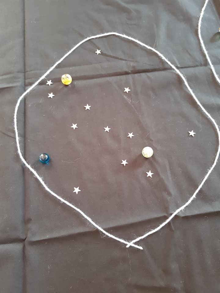 """Les Grands Récits Montessori : """"L'Histoire de l'Univers"""" 🌌🌟📖 25"""